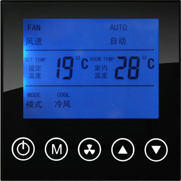 温控器_智能酒店空调面板温控器